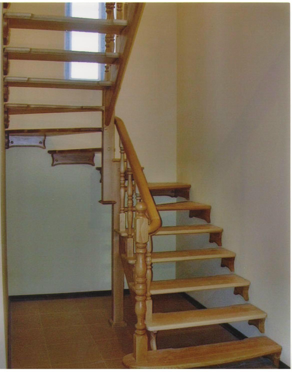Как сделать мансардную лестницу